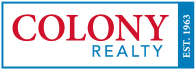 Colony Realty – Residential and Commercial Real Estate in Winchester, Virginia Logo